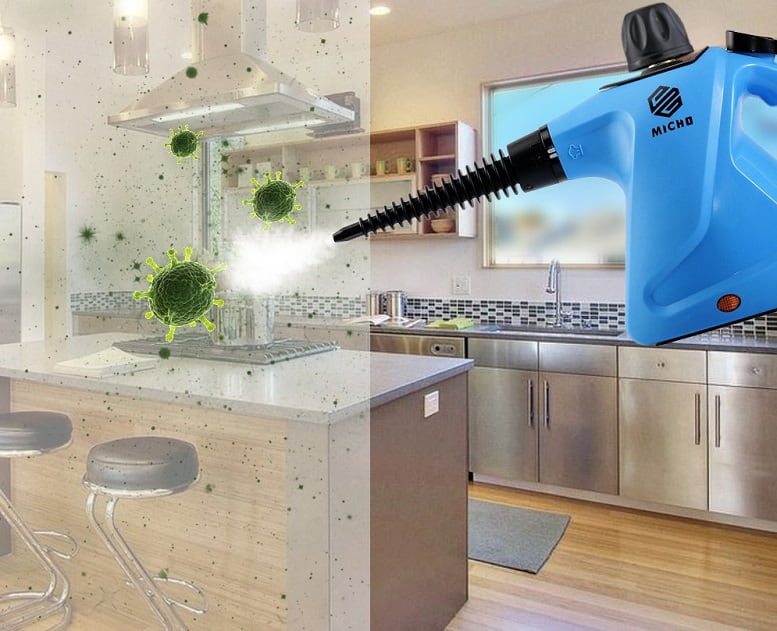 Best Handheld Steam Cleaner Review