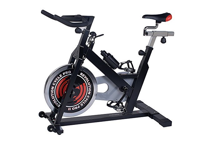 Phoenix 98623 Indoor Cycling Trainer Stationary Exercise Bike