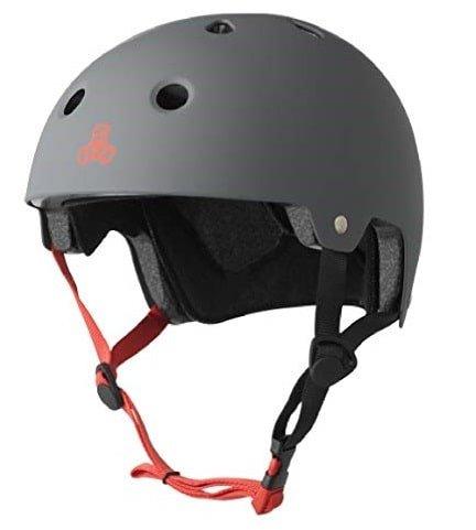 Triple Eight 3013 Dual Helmet - Best skateboard helmet