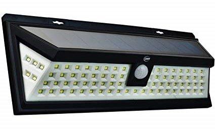 UMR 90 LED Motion Sensor Solar Light