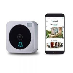 NETVUE Vuebell Wireless Video Doorbell