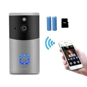 AUNEX WiFi Doorbell Camera