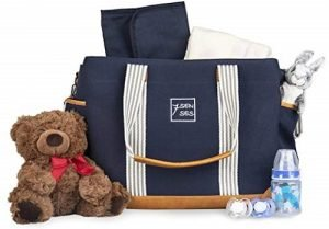 7 Senses Diaper Bag for Girls and Boys