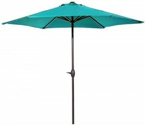 Abba Patio 9 Ft Market Outdoor Patio Offset Umbrella