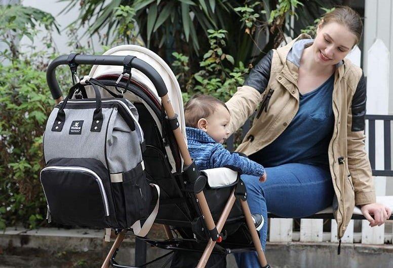 Top 10 Best Diaper Bag Backpacks 2019 Review - Trustorereview