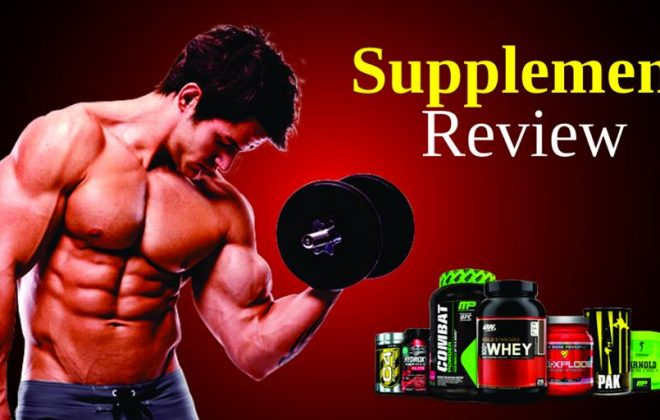 Top 7 Fantastic Muscle Building Supplements for Your Style 2018