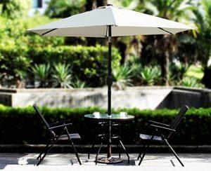 Blissun Offset Patio Umbrella