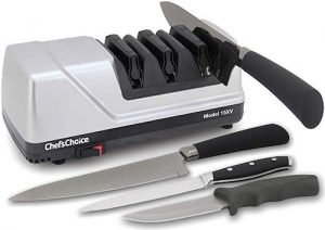 Chef'sChoice 15 XV Trizor Electric Knife Sharpening System