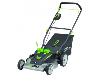 Earthwise 60420 Lithium-Ion Cordless Electric Lawn Mower