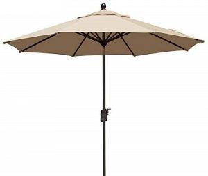 EliteShade Sunbrella 9Ft Market Patio Umbrella