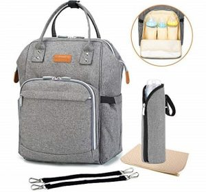 Tomus-UNI Multi-Function Diaper Bag Backpack