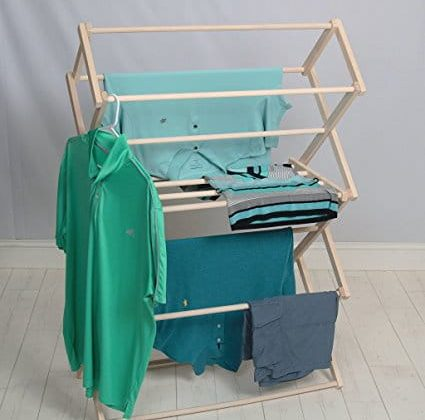 Top 9 Best Wooden Clothes Drying Rack Reviews 2018