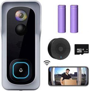 XTU Wireless Doorbell Camera