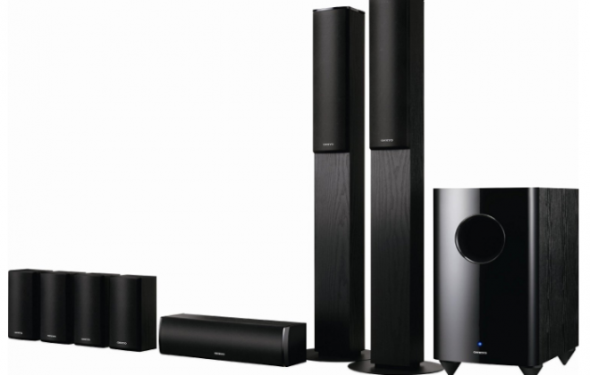 Onkyo SKS-HT870 home theater speaker