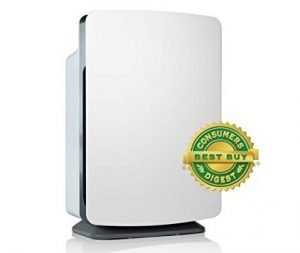 Alen BreatheSmart Classic Large Room HEPA Air Purifier