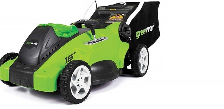 Best Greenworks Electric Lawn Mower Review