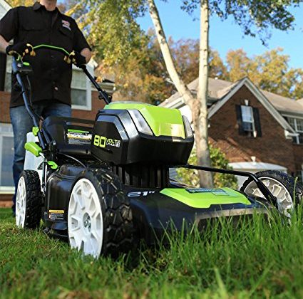 Best Greenworks Electric Lawn Mower Reviews 2018