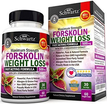 BioSchwartz Weight Loss Supplement for Women and Men