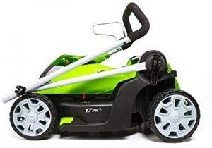 Greenworks MO40B411 17-Inch 40V Cordless Lawn Mower