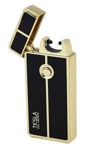 Tesla Coil Lighter USB Rechargeable Windproof Arc Cigarette Lighter