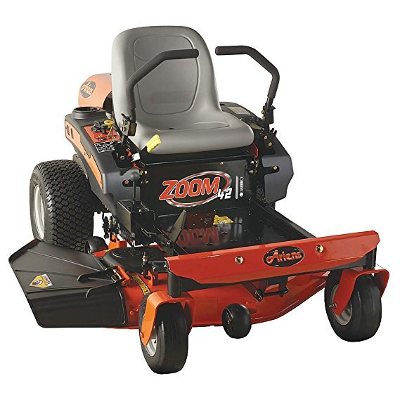"Ariens Zoom 42 - 19hp Kohler 6000 Series V-Twin 42"" Zero Turn Electric Riding Lawn Mowers"