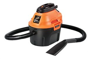Armor All 2.5 Gallon Utility Wet-Dry Vacuum AA255