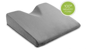 Car Seat Cushion Wedge Pillow by ComfySure