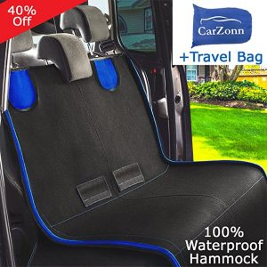 CarZonn Dog Seat Cover