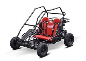 Coleman Powersports 196cc Gas Powered Off-Road Go Kart