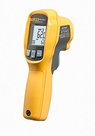 Fluke Thermometer Series Laser Temperature Guns