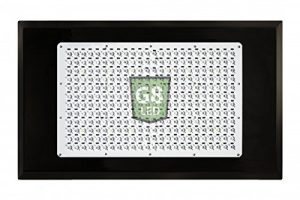 G8 full spectrum grow light
