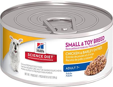 Hill's Science Diet Healthy Wet Dog Food for small dog