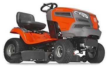Husqvarna YTH18542 18.5 HP Hydro Transmission Electric Riding Lawn Mower