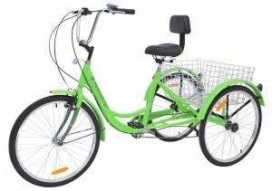 MOPHOTO Adult Tricycle