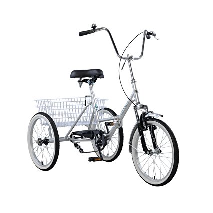 Mantis Trike Rad Folding Tricycle