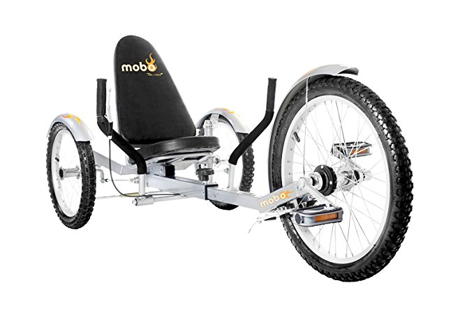 Mobo Triton Tricycle for Men and Women - Adult 3 wheel bike