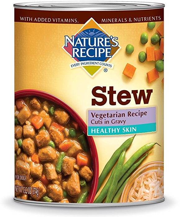 Nature's Recipe Healthy Wet Dog Food