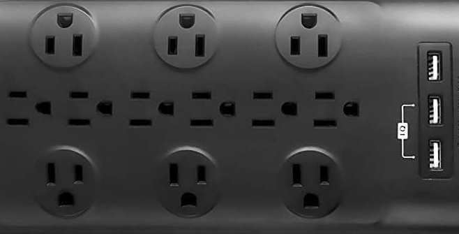 Port Surge Protector Power strip