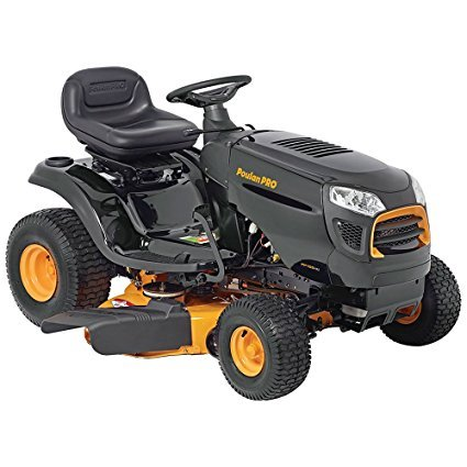 Poulan Pro 15.5hp Automatic Hydrostatic Transmission Drive Riding Mower