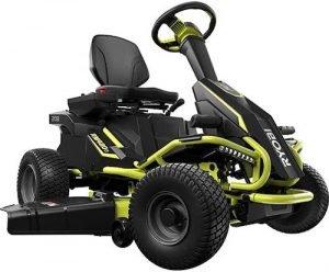 Ryobi RY4811 Riding Lawn Mower - Electric Engine
