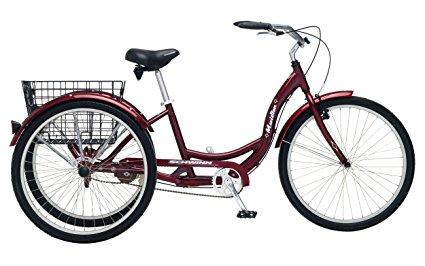Schwinn Meridian 26 Inch 3-Wheeled Trike