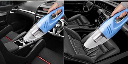 Suction Power Car Vacuum Cleaner