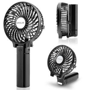 opolar battery fan