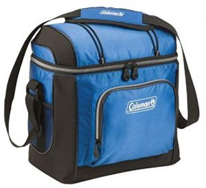 Coleman 16-Can Soft Cooler With Hard Liner