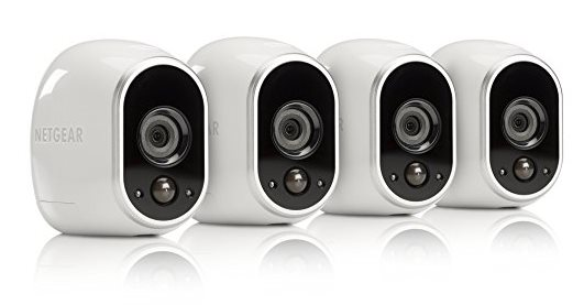 Arlo 4  Set wireless IP Cameras