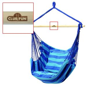 Club Fun Hanging Rope Chair