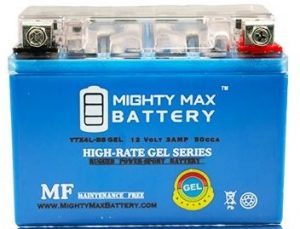 Mighty Max BS 12V Lawn Mower Battery