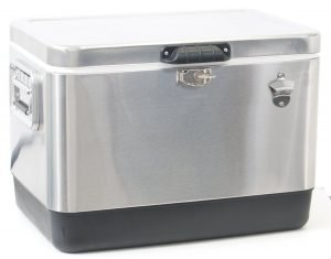 RIO Gear Rio Creations 54 Qt Stainless Cooler