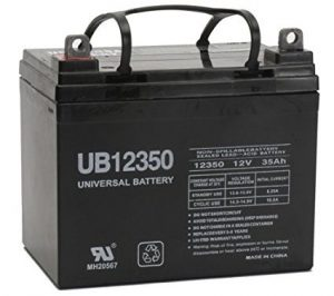 Universal Power Group Lawn Mower Battery