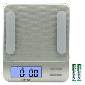 accuweight digital kitchen scale
